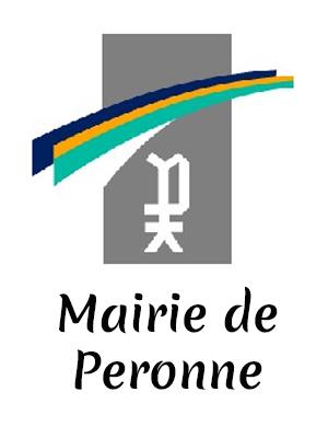 Logo Mairie Peronne